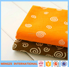 Newest 100% cotton custom printing fabric