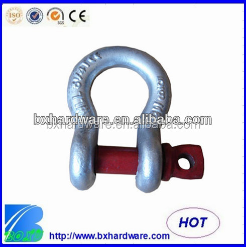 US Type Bow Shackle Rigging Shackle