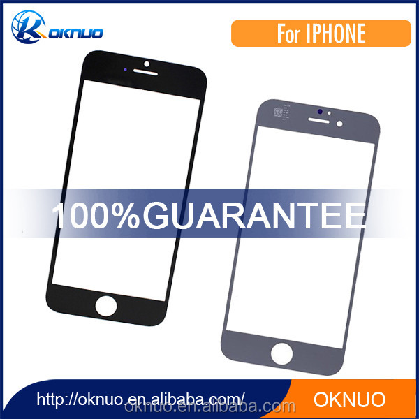 hot sales Replacement LCD Front Touch Screen Glass Outer Lens for iphone 6 4.7inch
