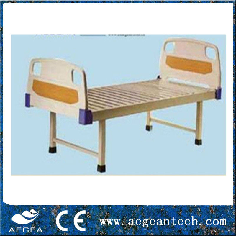 AG-BMS301 China hospital flat bed frame