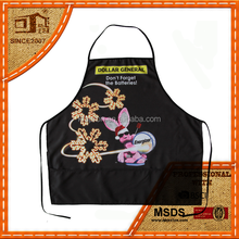 polyester sublimation print funny apron