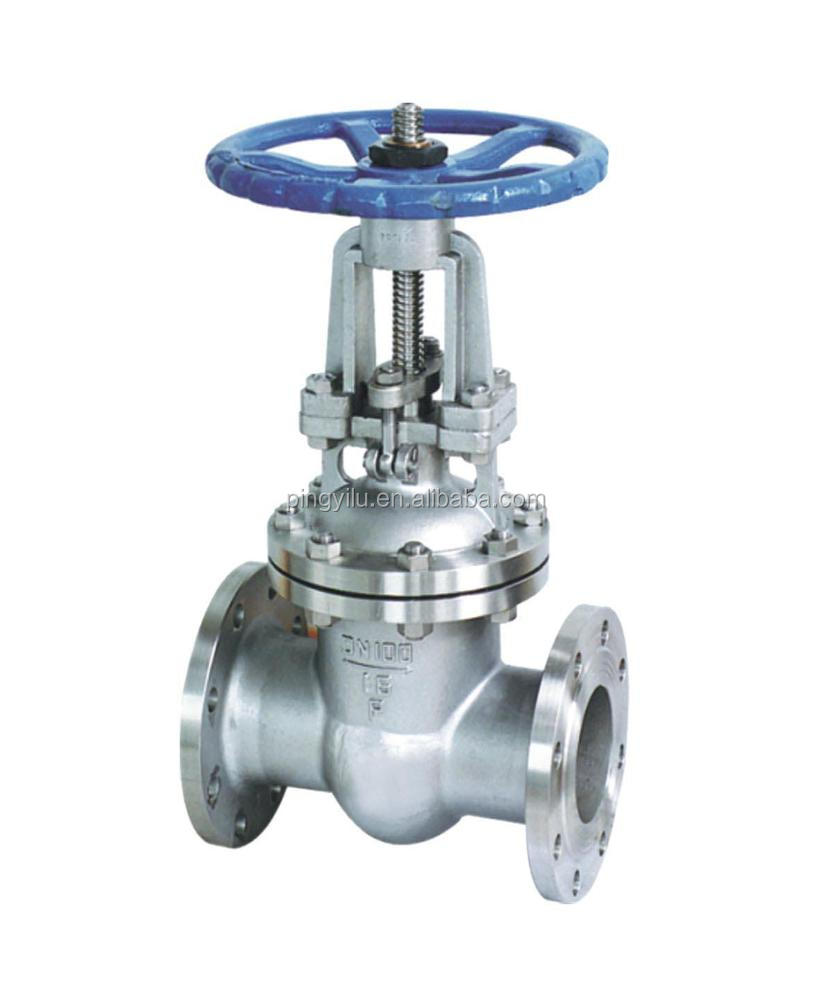 cast steel gate valve class 150 300 600 made in china