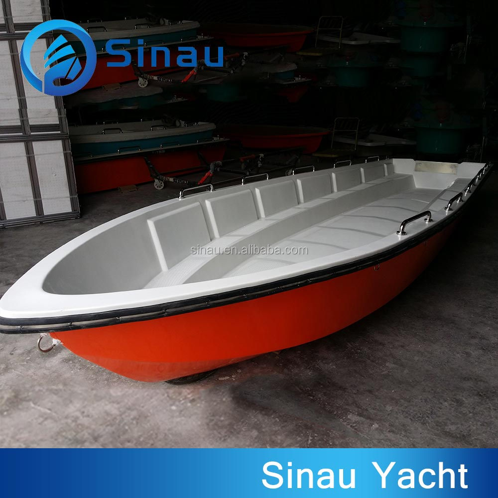 cheap fishing vessel factory direct selling price fiberglass fishing boat for sale