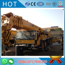 Low price XCMG 70t QY70K truck crane,50t lifting mobile truck crane Japan XCMG QY50K