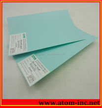 Hot Melt Glue Sheet/Shoe Toe Puff Materials For Van Shoes Making From Atom Limited