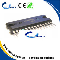 san-yo power amplifier ic la4508 ic