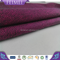 Polyester Cotton textured knit fabric with Chinese manufactory