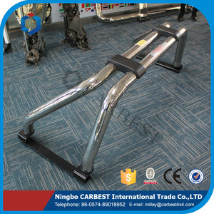 High Quality Stainless Steel with brake light Universal Roll Bar