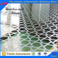 ss 201 mirror etched finished stainless steel sheet