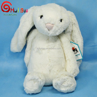 Bendable easter bunnies stuffed easter bunnies plush bunny rabbit toy