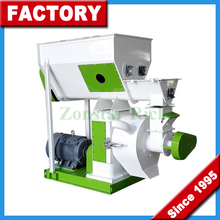 Full Automatic CE Approved Ring Die Wood Pellet Fuel Making Machine/Biomass Wood Pellet Machine Price