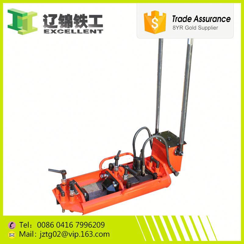 HWS-II China Manufacturer Cost Effective Railway Sleepers hydraulic shearing machine