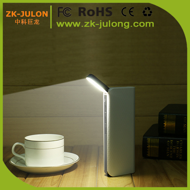 Portable Desk Lamp phone charger power bank 13000mah External Battery Mobile Charger with Table LED