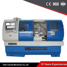 Chinese metal spinning machinery names of lathe machine CK6150A