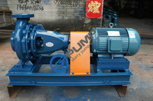 China Famous End Suction Centrifugal Pump