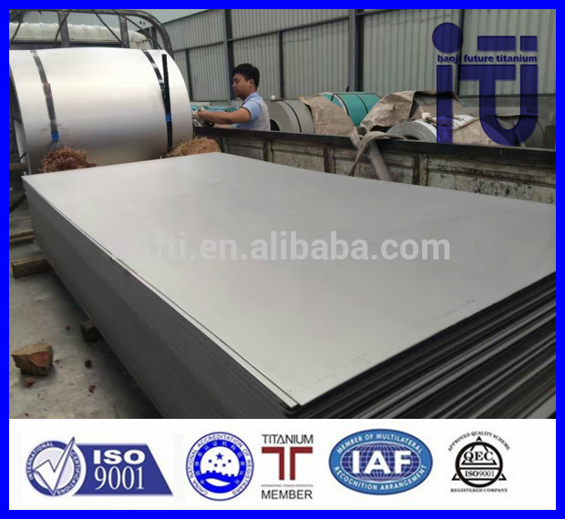 Future Titanium competitive hot sale ta10 2mm titanium sheets
