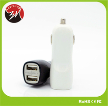 Universal Dual USB Cell Phone Charger 5V 2.1A/3.1A/3.4A Smart USB Car Charger Adapter for Cell Phone
