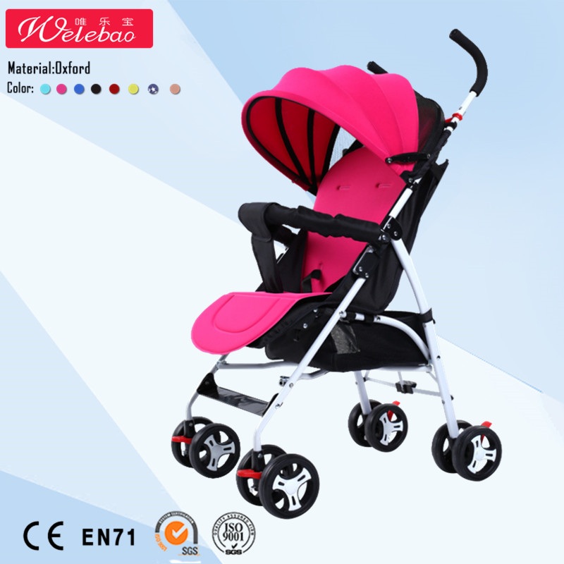 2017 baby stroller lightweight baby throne lightweight baby stroller with compact stroller for foldable compact stroller