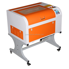 4060 CO2 acrylic crystal PVC leather rubber wood stone glass laser engraving cutting machine price