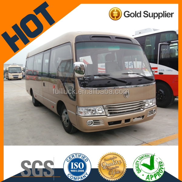 DONGFENG 128HP manual transmission diesel double decker bus for sale