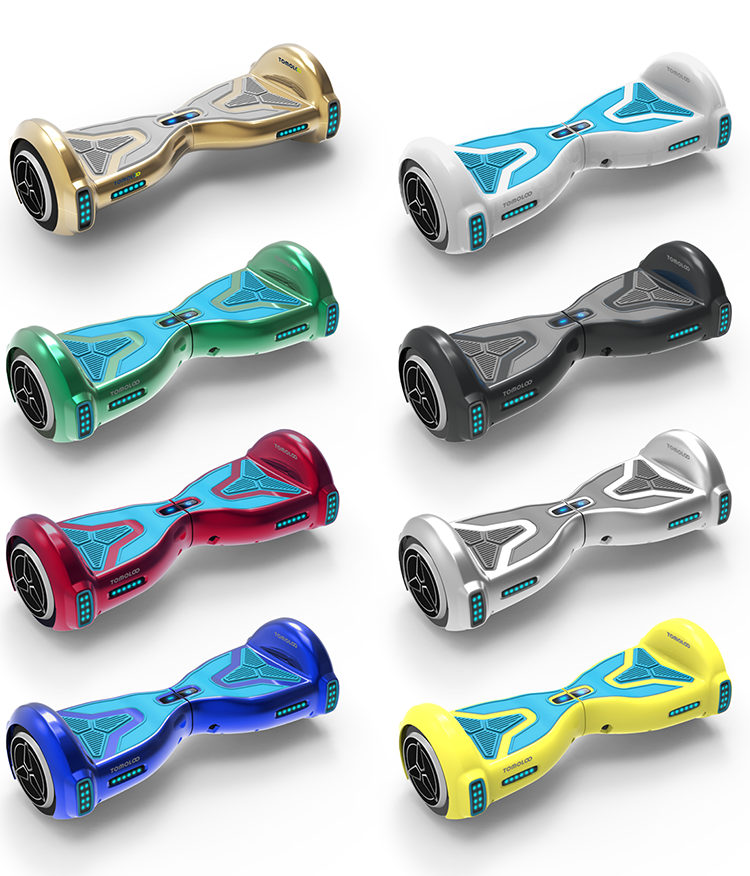 Fantastic tomoloo design 2 Wheels Mini Smart Self Balancing Electric Scooter Unicycle Electric Hover Board