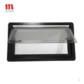 MG16RW500*450mm roller window shade accessories window and horizontal sliding window and modified car window