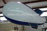 Durable Advertising inflatable camera blimp