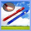 Medical Surgical Doctor Nurse Emergency Reusable Pocket Pen Light Penlight Torch