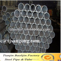 Q235/Q345 Gi Steel Pipe; Steel lowest price IN 40' GP