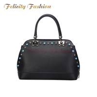 Felicity Faux leather handbag Buy direct from china manufacturer