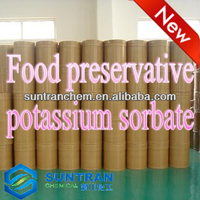 FCCIV/FCCV/E202 food preservative potassium sorbate (granular/powder)