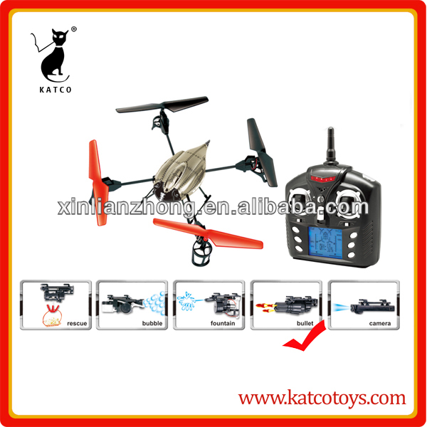 Manufacturer 2.4G 4ch 4axis 360 Eversion rc helicopter airsoft gun