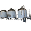 2500L brewhouse for beer manufacturing equipment