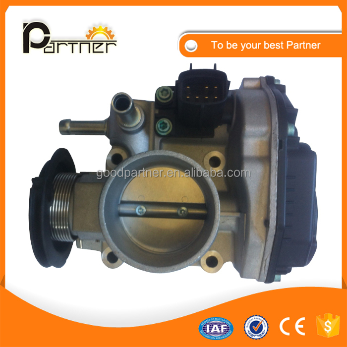 Car accessories throttle body assembly 96394330 throttle body for Chevrolet Lacetti Daewoo Nubira