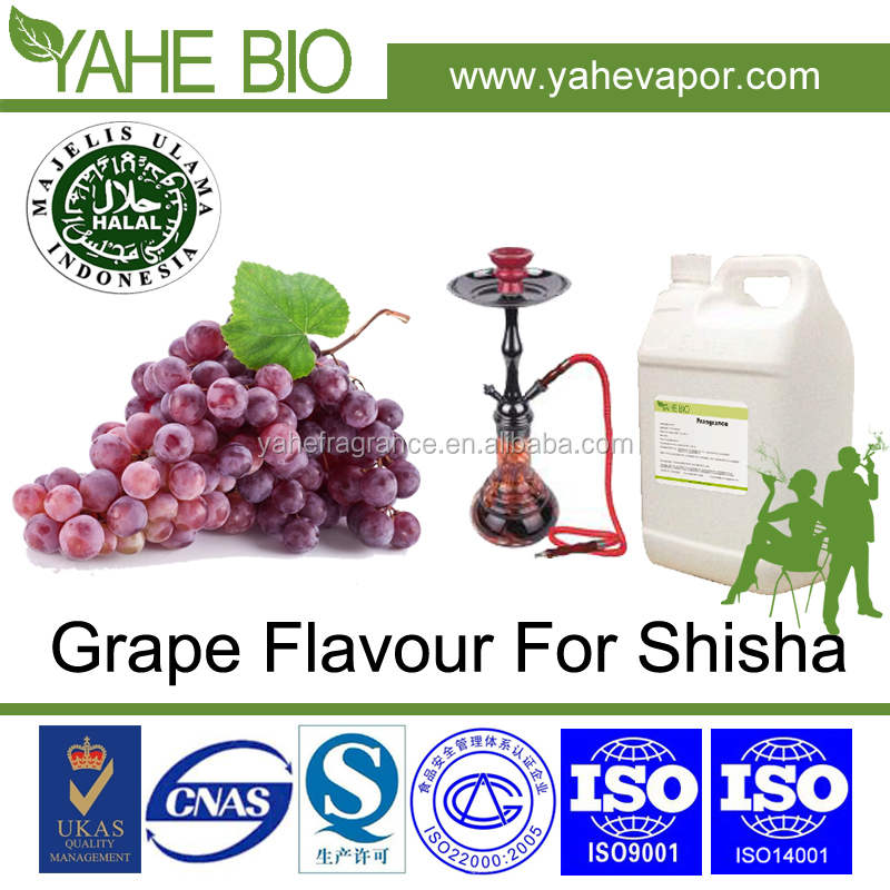 High concentrated grape flavour used for shisha