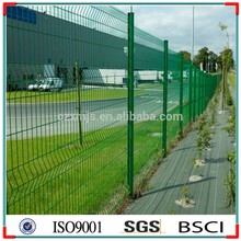 Made in China hot sale Hot dip wire mesh fence /3D wire mesh fence,economic and popular