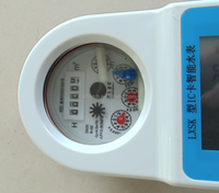 2015 new technology intelligent flow meter