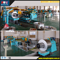 Color coated steel coil slitting line,slitting machine 0.3-3.0mmx1350mm