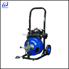 Powerful MD50 Drum drain cleaning machines for sale