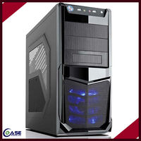 PA928 PC atx computer case with handle