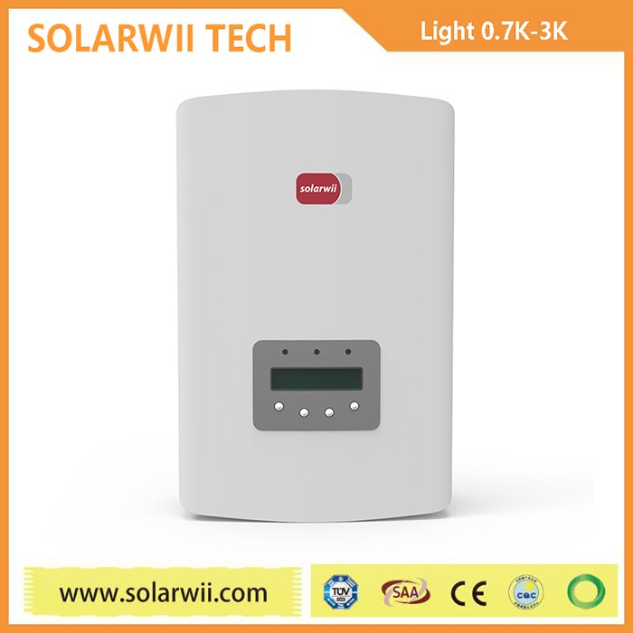 2500W hybrid solar inverter with MPPT home system | solar inverter