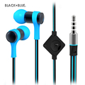 Wallytech WHF-118 Metal Earphones For iPhones