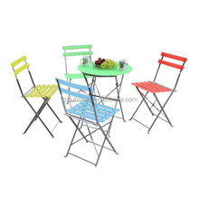 Outdoor <strong>Furniture</strong>/Folding Table Set including 2 Chairs and 1 Table