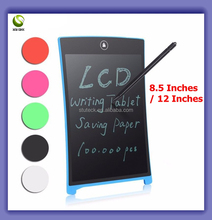 Cheapest 8.5 Inches/12 Inches Paperless Electronic Smart LCD Writing Memo Pad