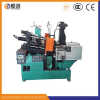 Zinc alloy hot chamber die casting machine to make key chains