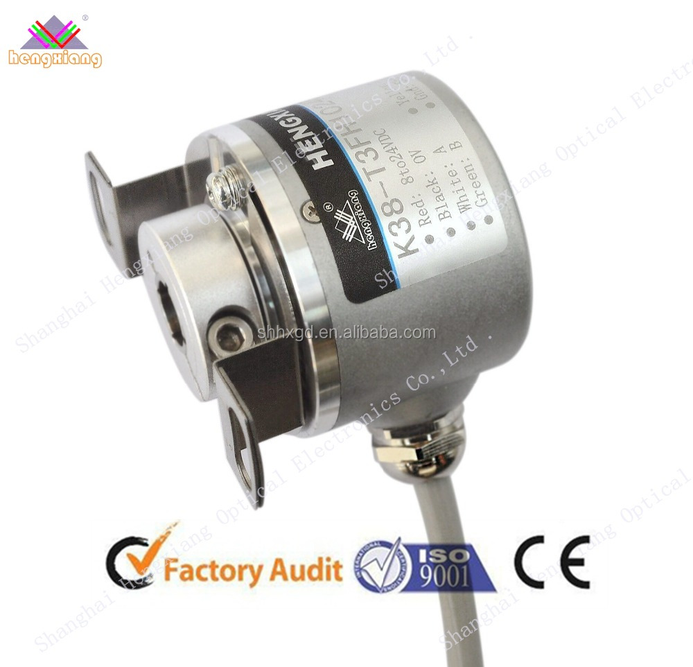 K100 Series Incremental Encoder Stepper Motor With Rotary