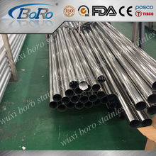 Best selling products stainless steel ss304 pipe for handrail