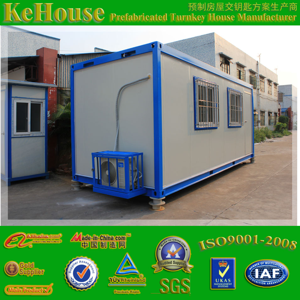 prefab shipping container homes for office,coffee shop,living house
