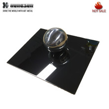 Pvd tin black stainless steel sheet