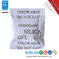 Super dry food grade silica gel desiccant small packets